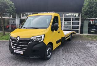 Dąbrowscy Renault Master Podwozie FWD Pack Clim 3,5T L3 2.3 dCi 180 E61