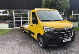 Dąbrowscy Renault Master Podwozie FWD Pack Clim 3,5T L3 2.3 dCi 180 E63